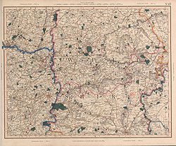 Cary's Improved Map of England and Wales (Sheet 18)